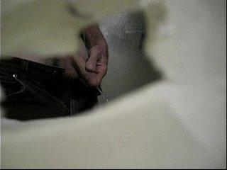 Man Pee, hidden cam
