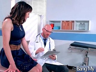 Hot Slut Patient (Cytherea) Seduce And Hard Bang With Doctor mov-09