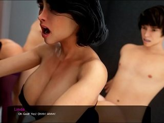 Milfy City – Xmas Episode Mother sex scene